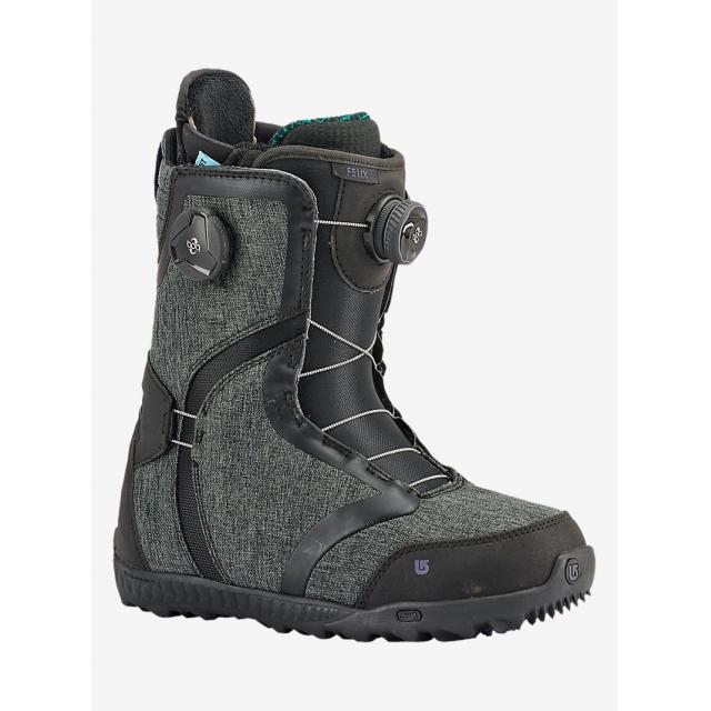 Burton - - Felix Boa Wmns Boot - 9.5 - Black