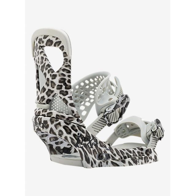 Burton - - Lexa EST Binding - MEDIUM - Snow Leopard