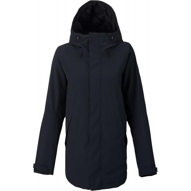 Burton - - Mystic Jacket W - X-SMALL - True Black
