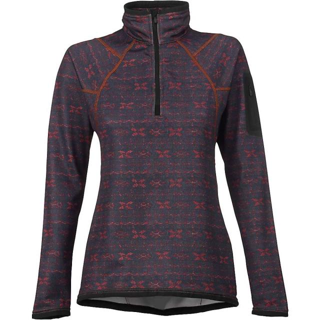 Burton - Women's [ak] Lift Half Zip Fleece Top