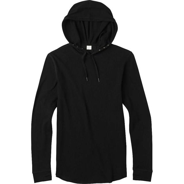 Burton - Men's Analog Overlay Full-Zip Thermal Hoodie