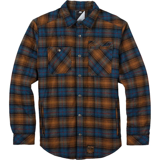 Burton - Men's Analog Bowery Quilted Flannel Shirt