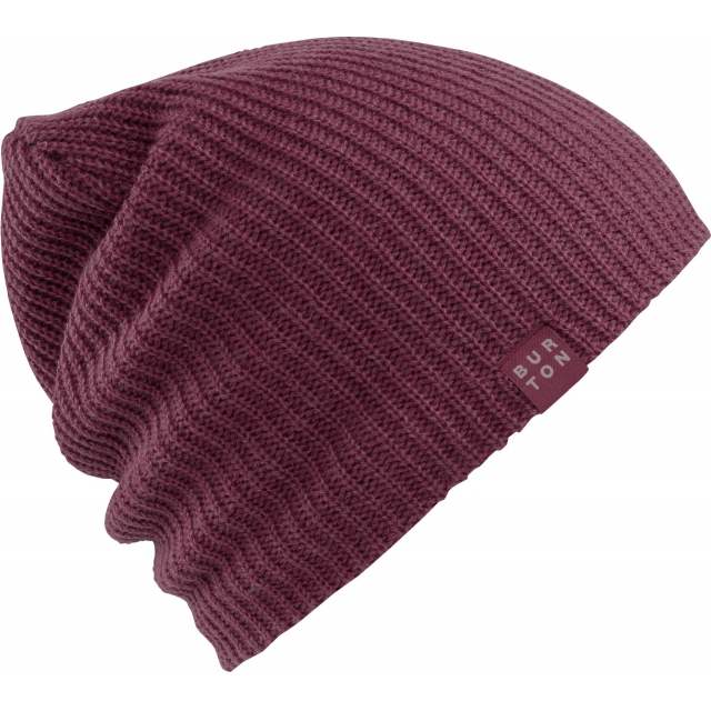 Burton - - ALL DAY LONG BEANIE - XX - Wino