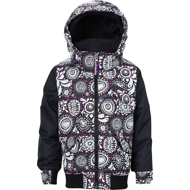 Burton - Girls' Minishred Twist Bomber Jacket