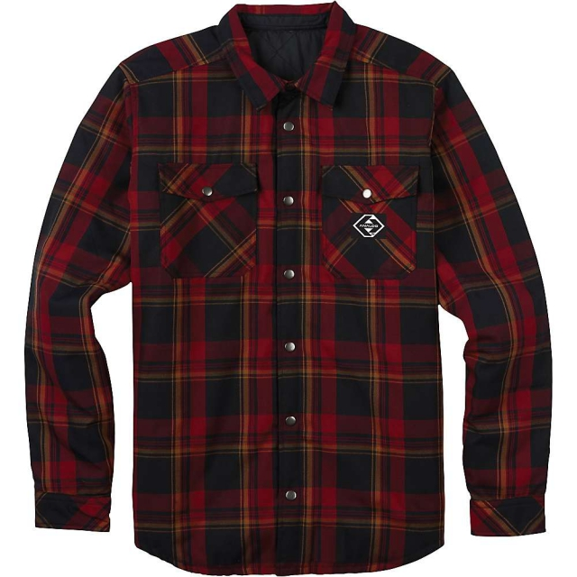 Burton - Men's Analog Variant Reversible Flannel Shirt