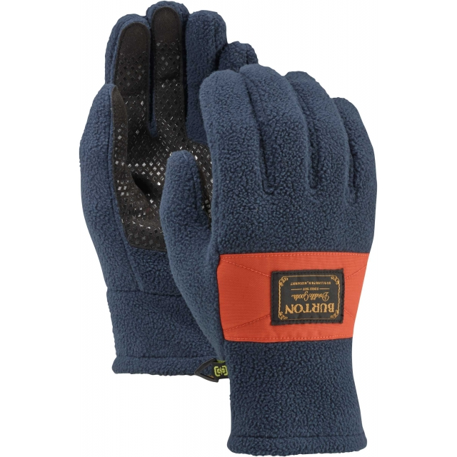 Burton - - EMBER FLEECE GLOVE - X-LARGE - Eclipse/Picante