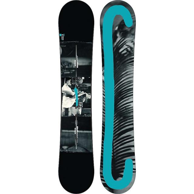 Burton - Men's Custom Twin Flying V Snowboard