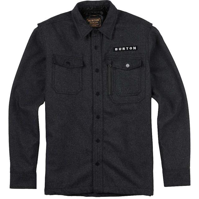 Burton - Men's Harbour Wool CPO Jacket