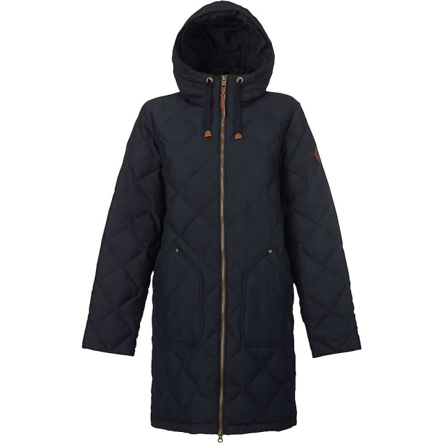 Burton - Women's Bixby Long Down Jacket