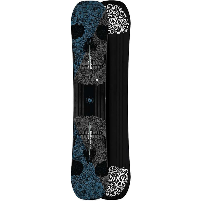 Burton - Men's Process Off-Axis Snowboard