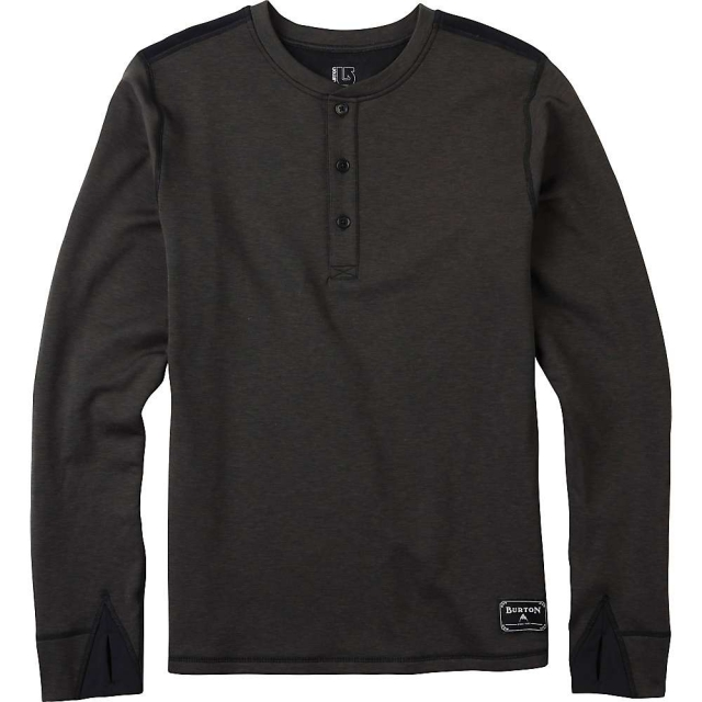Burton - Men's Expedition Wool Henley Top