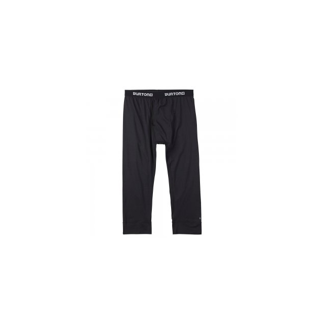 Burton - Midweight Shant Baselayer Bottom Men's, True Black, L