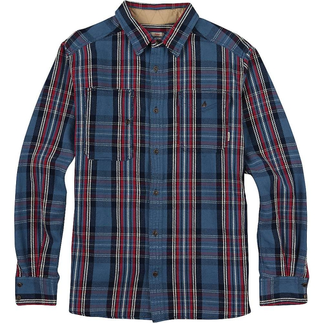Burton - Men's Mill Long Sleeve Woven Shirt