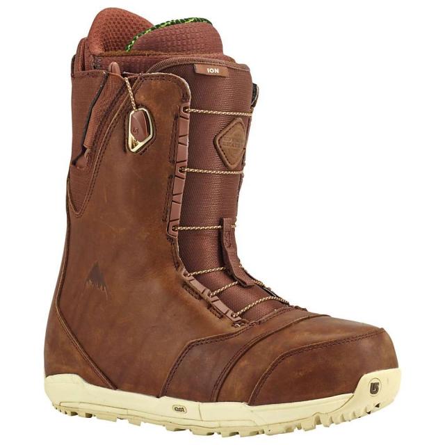 Burton - Men's Ion Leather Snowboard Boot