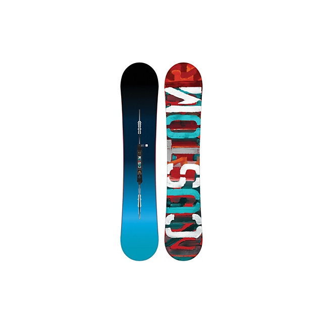 Burton - Custom Flying V Wide Snowboard 2017