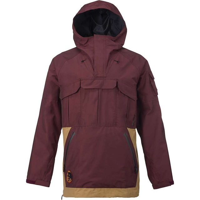 Burton - Men's Analog Highmark Anorak Jacket
