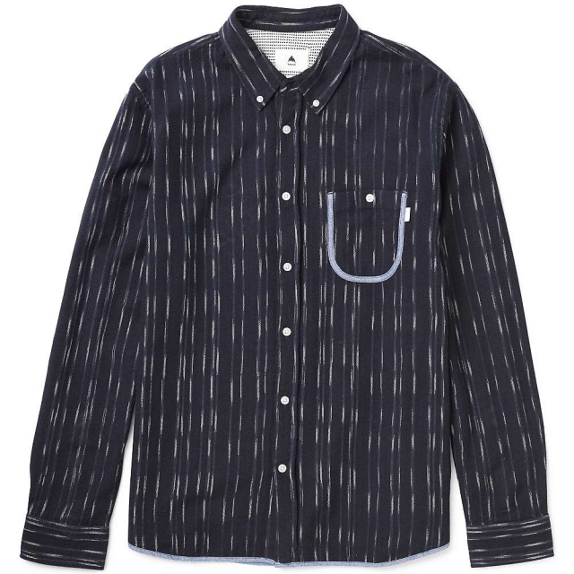 Burton - Men's Drake Long Sleeve Woven Top