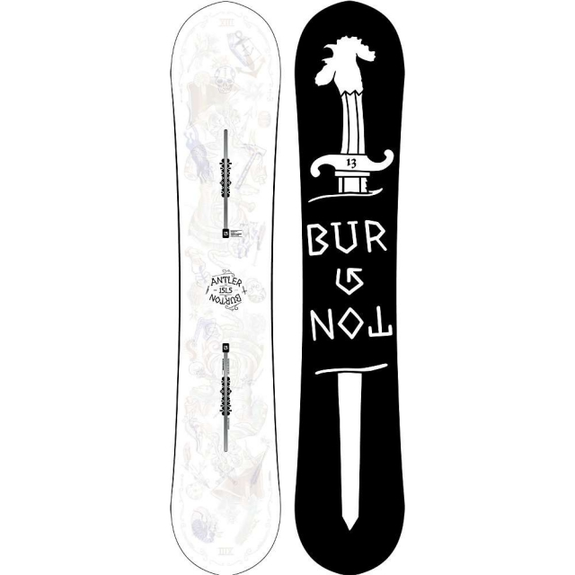 Burton - Antler Snowboard 160.5 - Men's