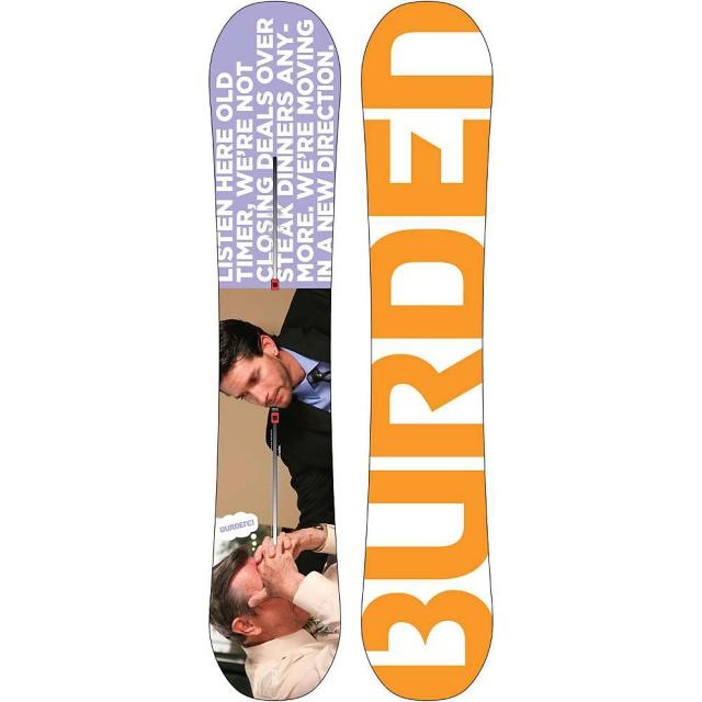 Burton - Burden Blem Snowboard 157 - Men's