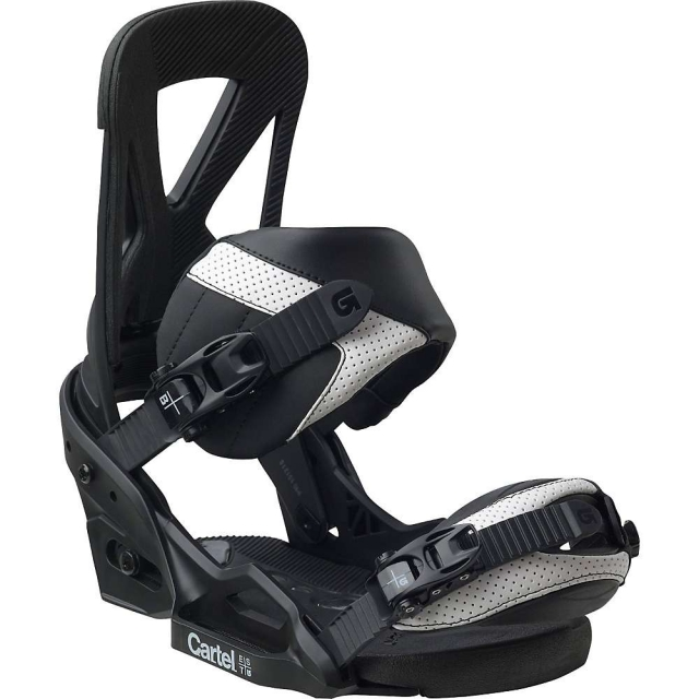 Burton - Cartel EST Restricted Snowboard Bindings - Men's