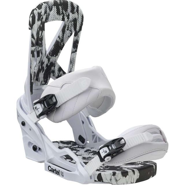 Burton - Cartel EST Snowboard Bindings - Men's