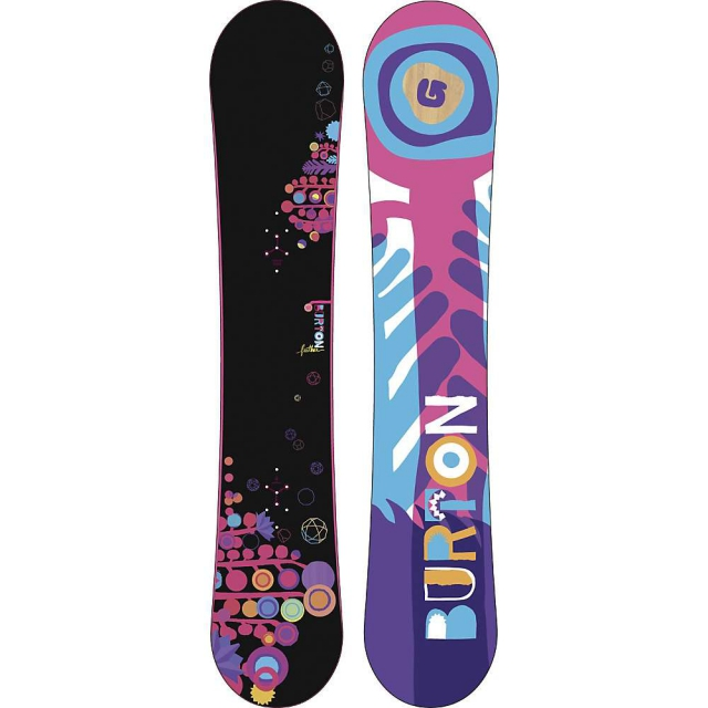 Burton - Feather Blem Snowboard 153 - Women's
