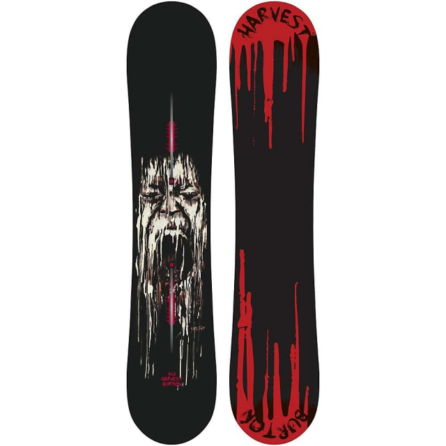Burton - Harvest Snowboard 143 - Men's