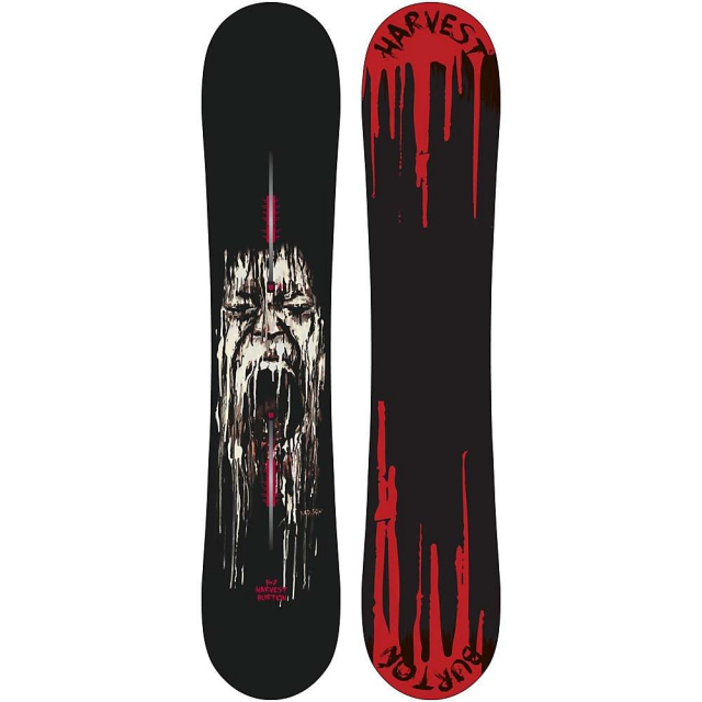 Burton - Harvest Snowboard 147 - Men's