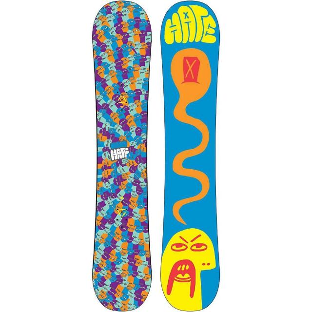 Burton - Hate Restricted Snowboard 155 - Men's