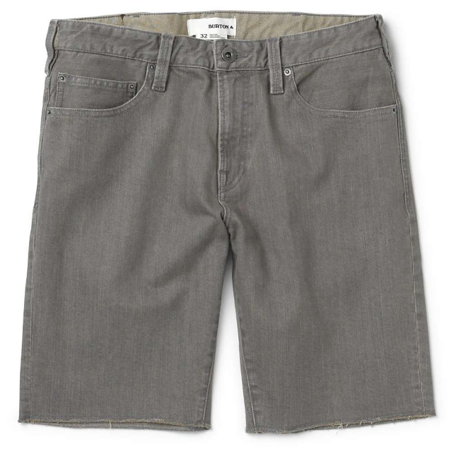 Burton - Mid Fit Denim Shorts - Men's