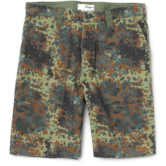 Burton - Military Chino Shorts - Men's