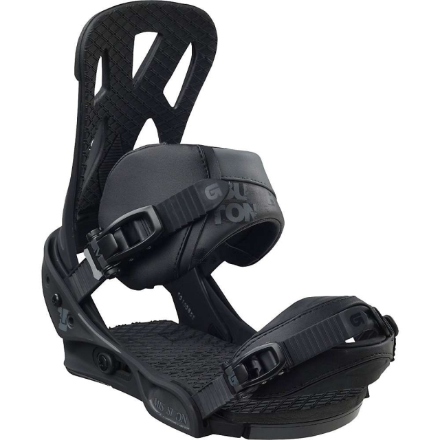 Burton - Mission Restricted Snowboard Bindings - Men's