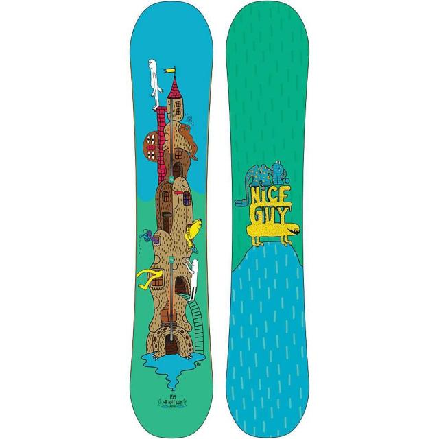 Burton - Mr. Nice Guy Snowboard 158 - Men's