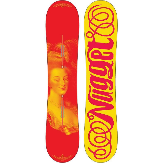 Burton - Nugget Snowboard 134 - Men's