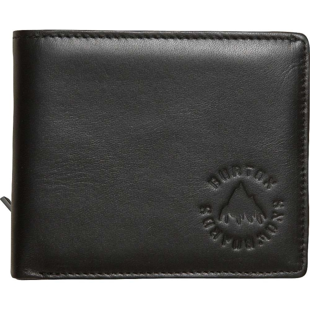 Burton - Process Leather Wallet - Men's