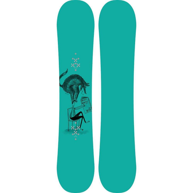 Burton - Ration Restricted Snowboard 148 - Men's