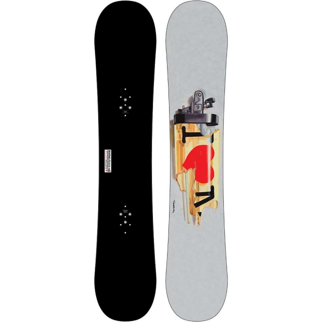 Burton - Ration Snowboard 152 - Men's