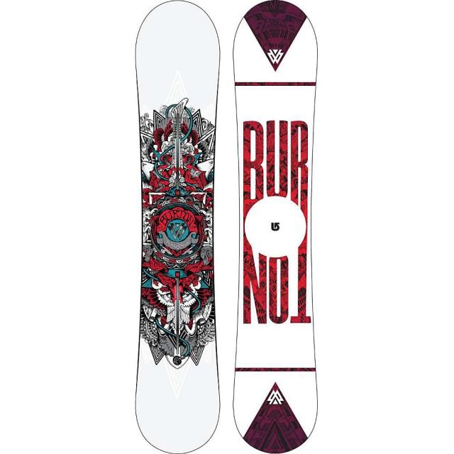Burton - TWC Pro Snowboard 156 - Men's