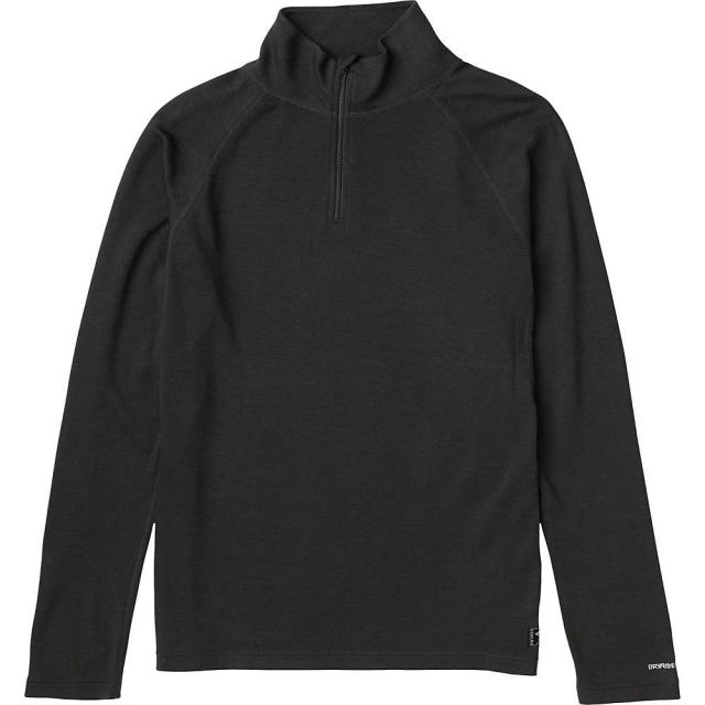 Burton - Wool 1/4 Zip Baselayer Top - Men's