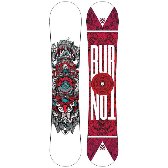 Burton - TWC Standard Wide Snowboard 158 - Men's