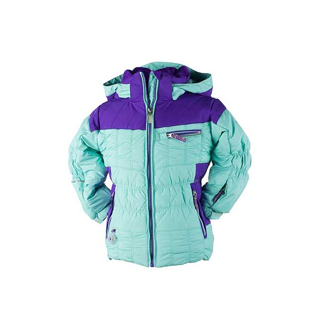 Obermeyer - Gaia Jacket - Girl's: Mint, 3