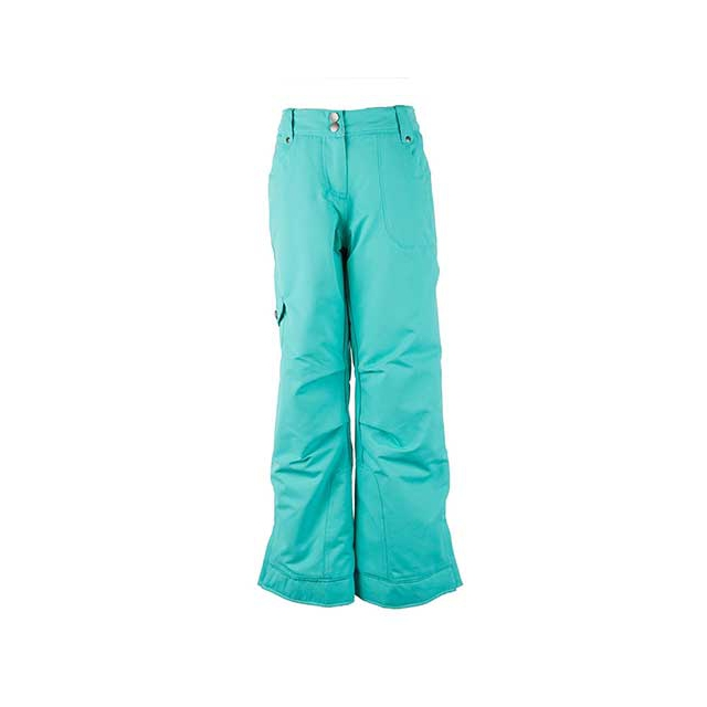Obermeyer - Leilani Ski Pants - Teen Girl's: Wintergreen, Extra Small