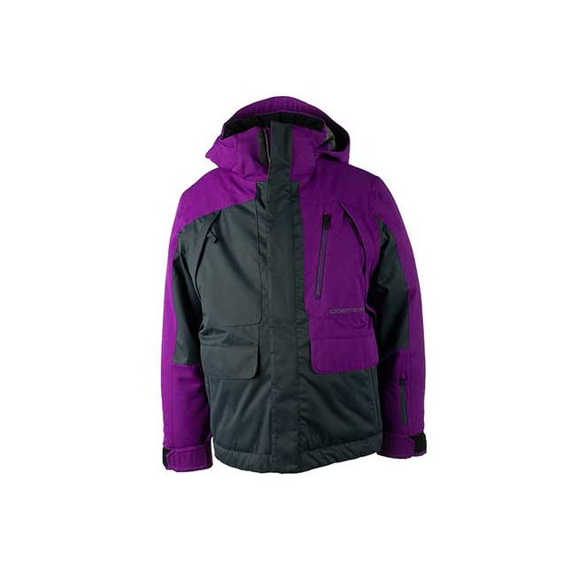 Obermeyer - Cast Ski Jacket - Teen Boy's: Aster, Small