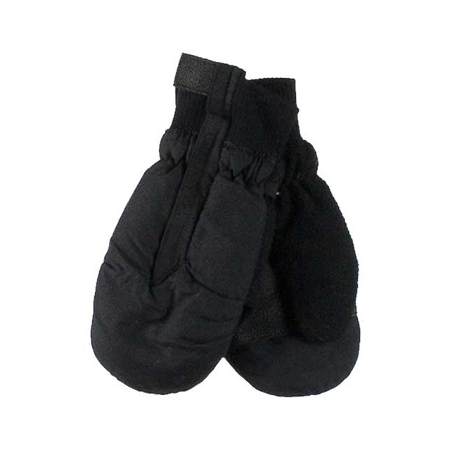 Obermeyer - Thumbs Up Mittens - Solids: Black, Small