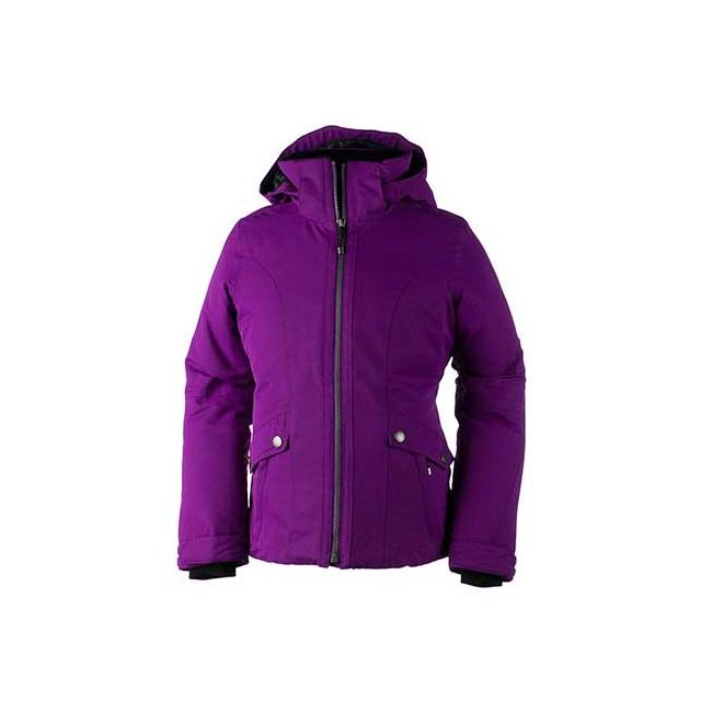 Obermeyer - Blake Ski Jacket - Girl's: Wintergreen, Extra Small