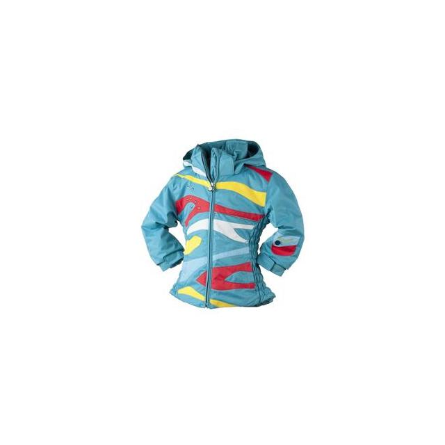 Obermeyer - Kismet Ski Jacket Little Girls', Hot Pink, 2