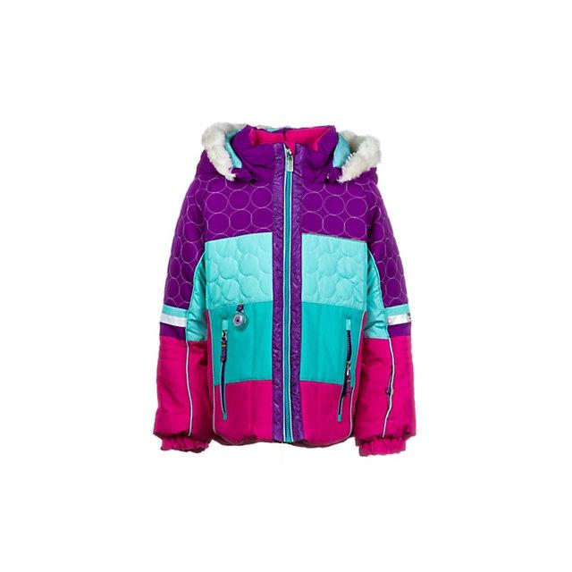 Obermeyer - Lush Fur Toddler Girls Ski Jacket