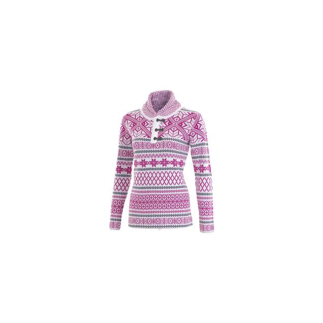 Obermeyer - Cabin Sweater Women's, Wild Berry, L
