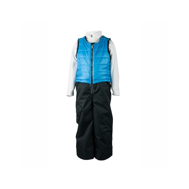 Obermeyer - Chilkat Bib Snowpants - Boy's: Bluebird, 5