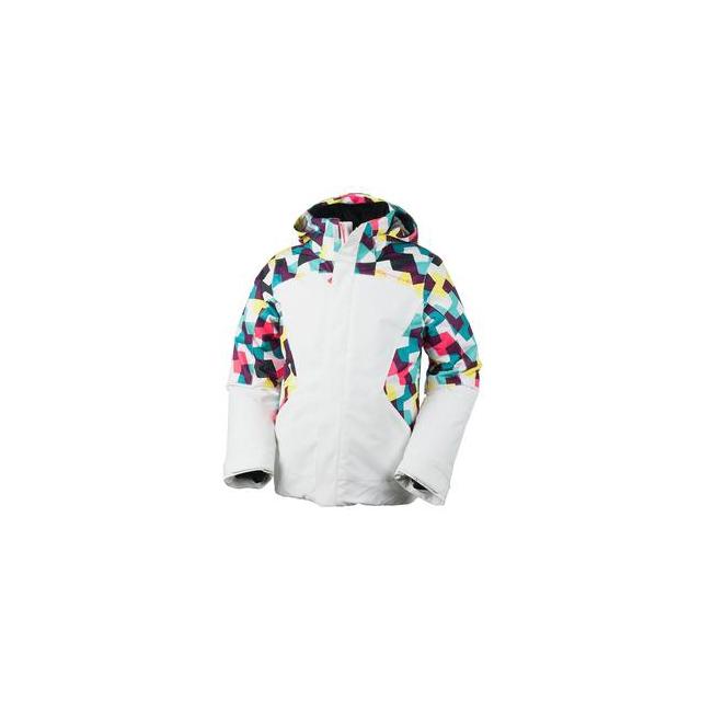 Obermeyer - Sara Insulated Ski Jacket Girls', Daffodil, S